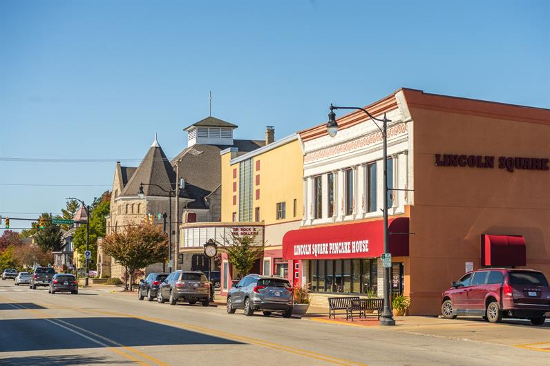 Small town charm in Whiteland and Greenwood