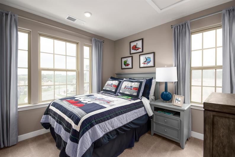 Your little ones can have their own room