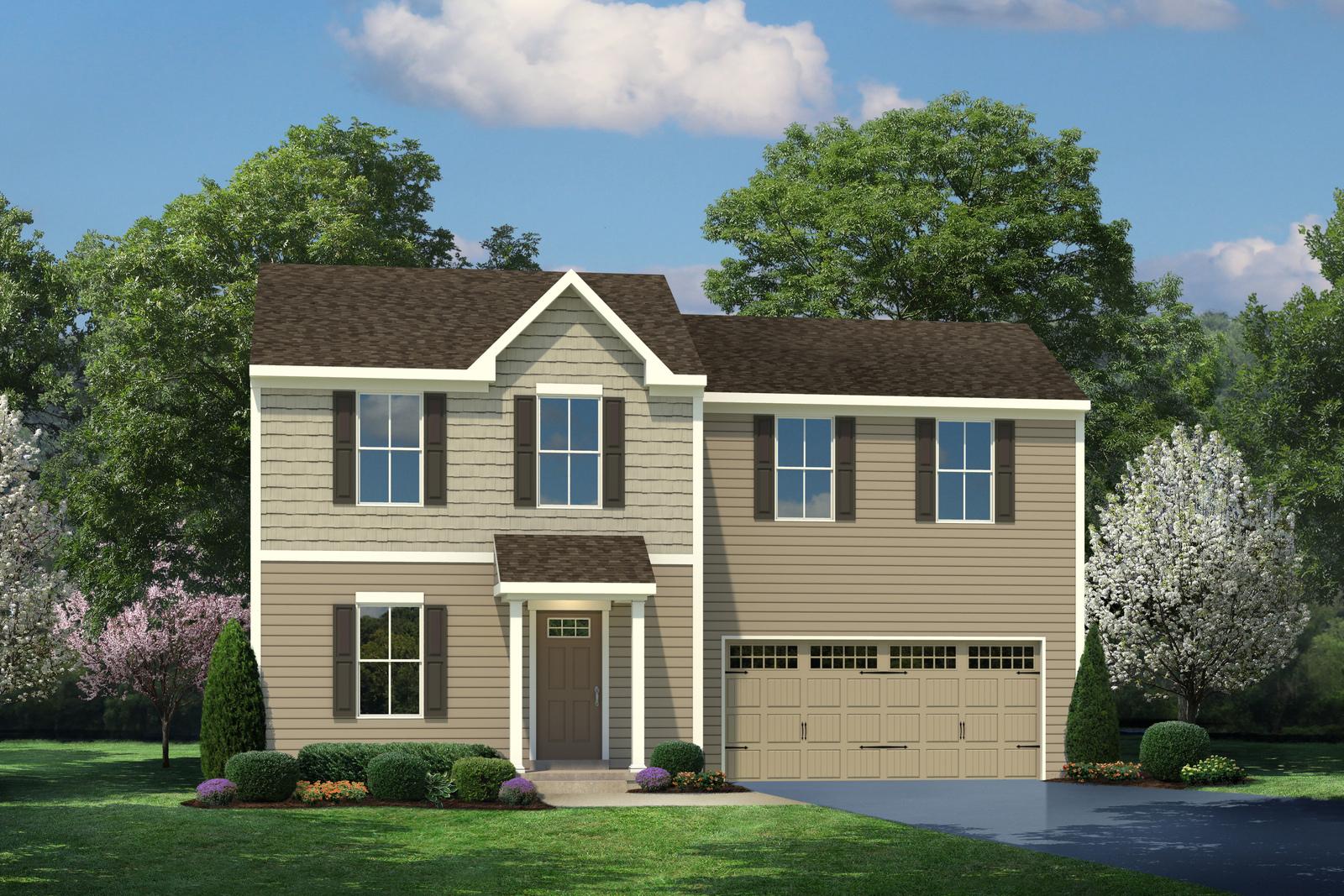 Plan 1440 at Oakwood Hills