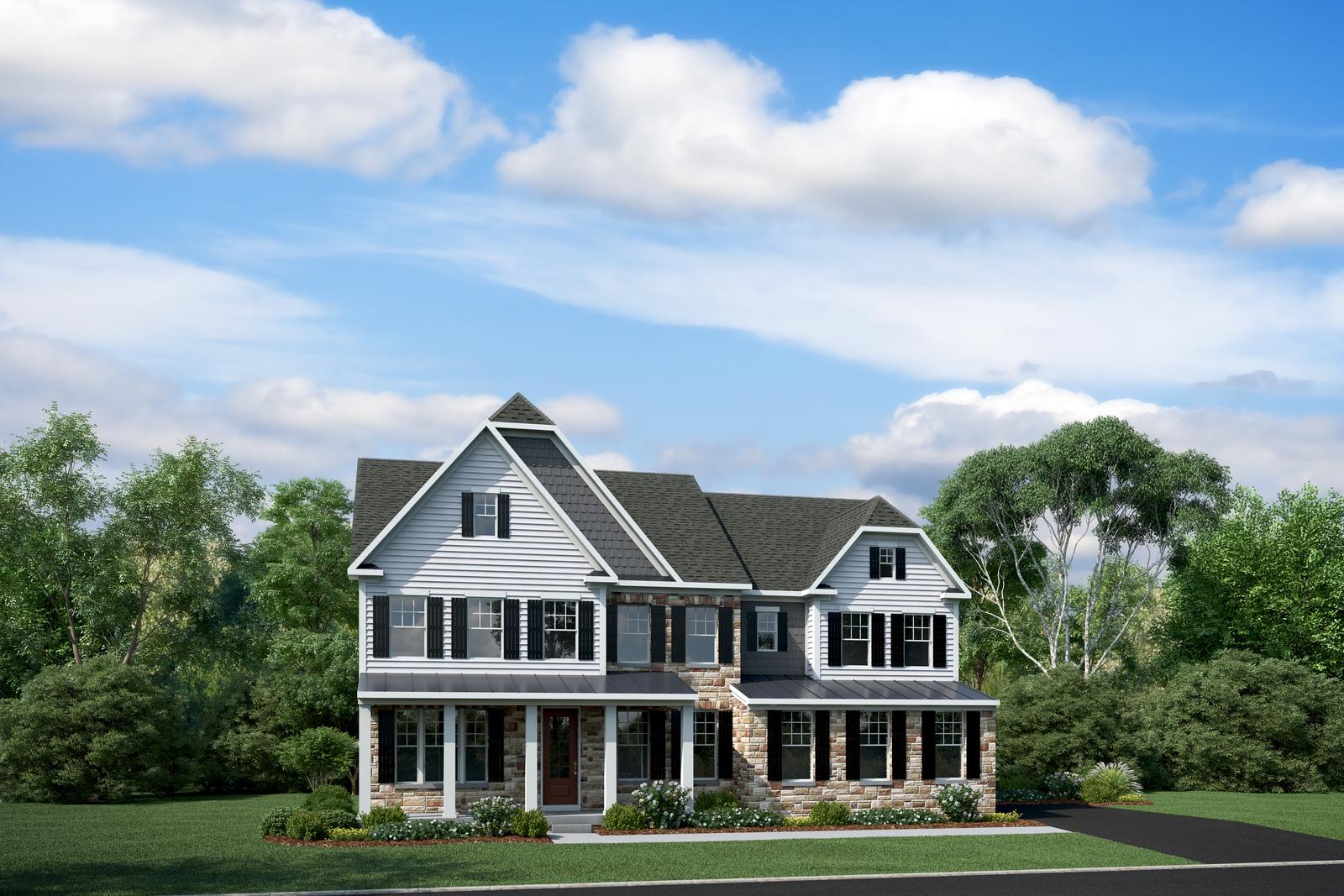 New Marymount Home Model For Sale Heartland Homes