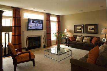 Remington Family Room