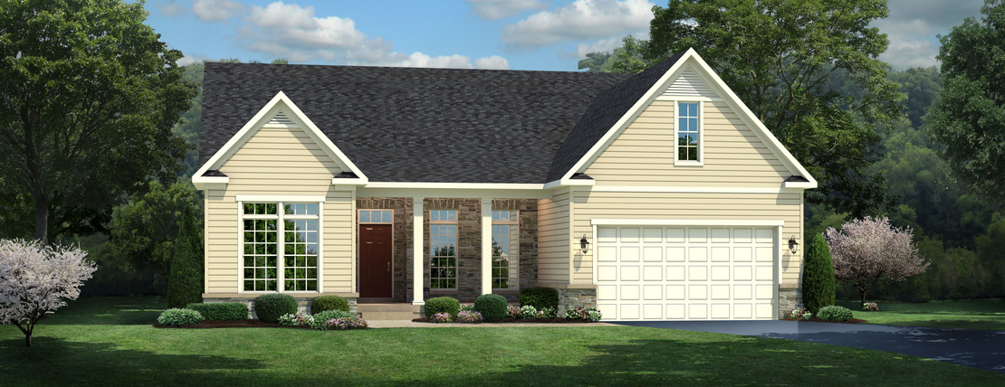 New Springmanor Home Model For Sale At Marbury Ranch
