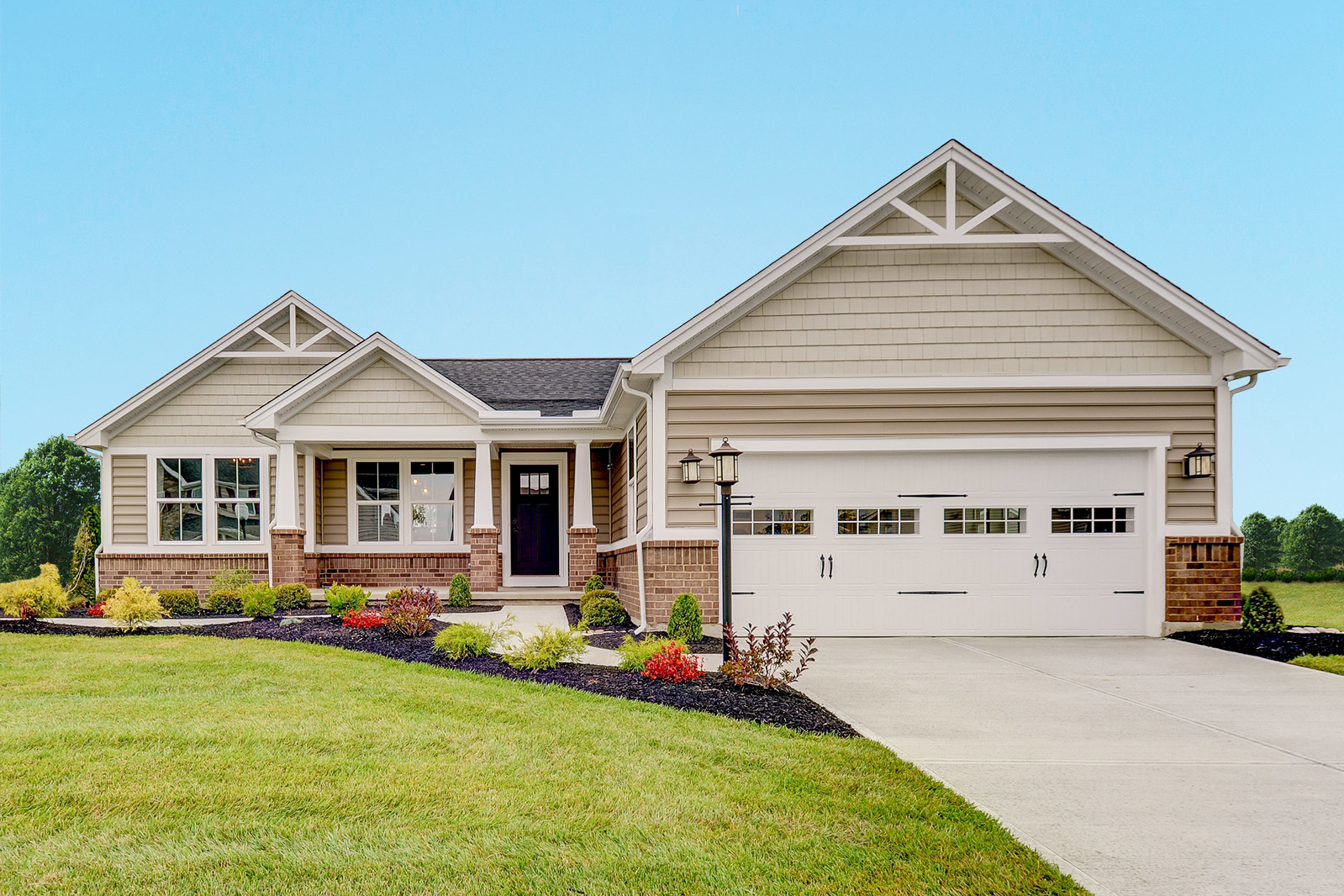 New homes for sale at cedar grove in tipp city oh within for Ravenwood homes