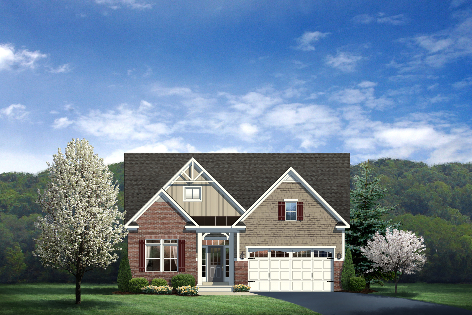 New Construction Single Family Homes For Sale Ravenna: New Construction Single-Family Homes For Sale -Daventry