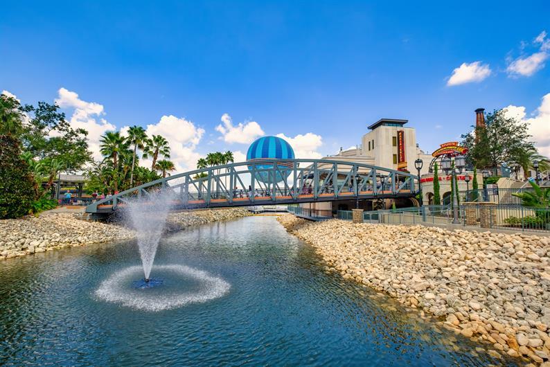 Escape to Disney Springs