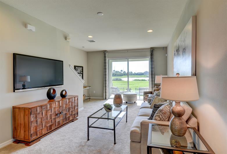 Enjoy Open Floorplan Living
