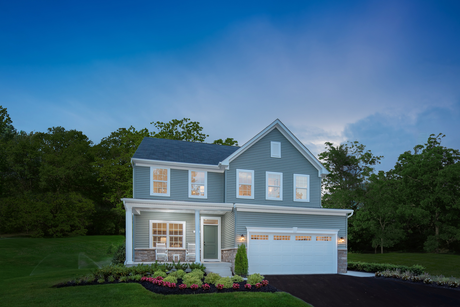 New Homes For Sale At Silverwood In Yorktown Va Within The York