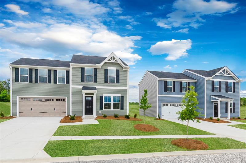 Own a modern home in this beautiful Greer community!