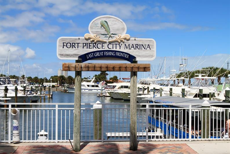 AVALON CROSSING IS CLOSE TO FORT PIERCE CITY MARINA