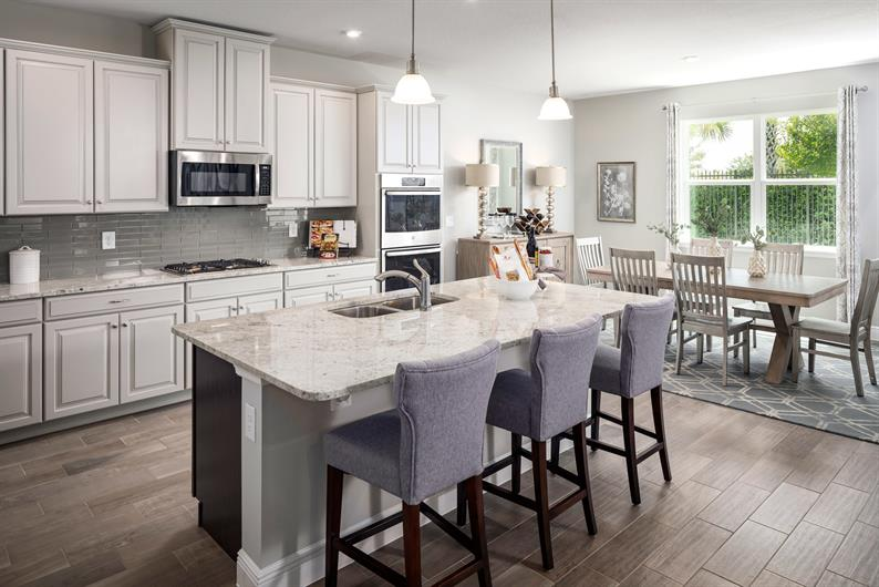 Modern Open Spaces at Huntington Place in North Vero