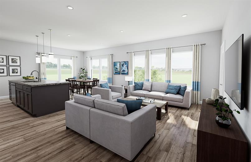 Open Floorplans