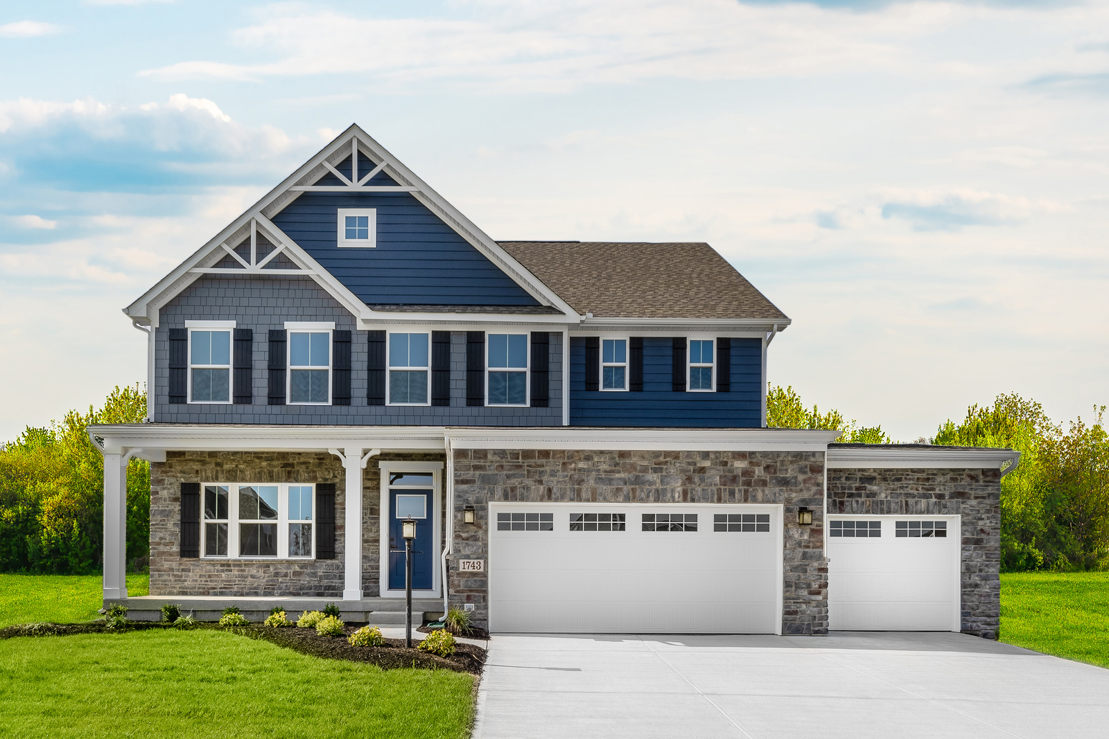 New Homes for sale at The Conservancy in Gilberts, IL within