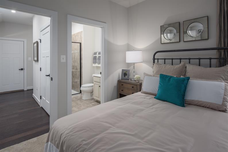 First Floor Bedrooms are Available!