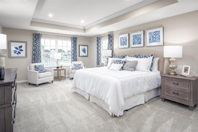 WHAT WILL MY OWNER'S SUITE LOOK LIKE?