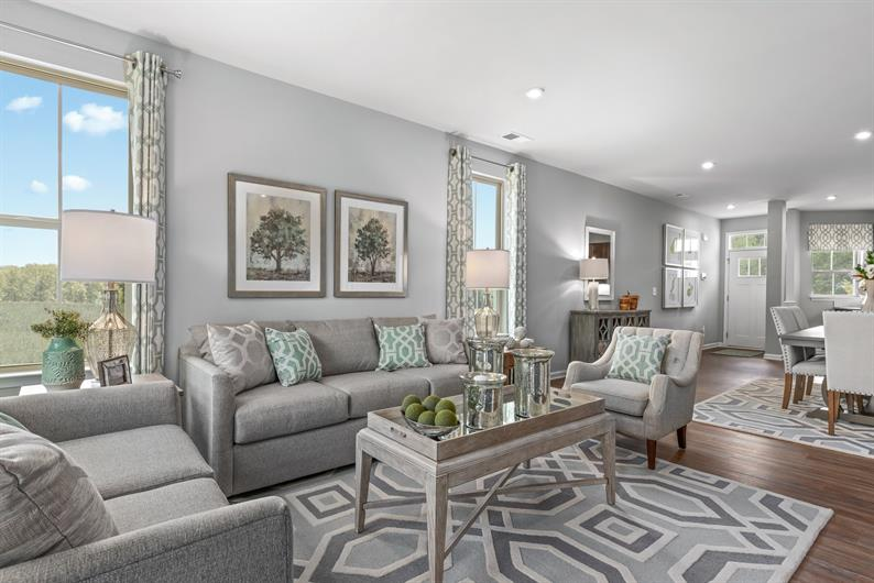 OPEN-CONCEPT FLOORPLANS YOU WILL LOVE!