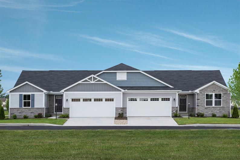 RANCH LIVING WITH INCLUDED 2 CAR GARAGE