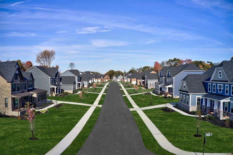 Gorgeous Streetscape