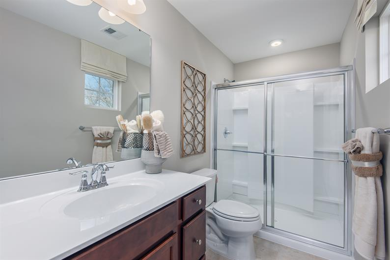 Baths That Pamper