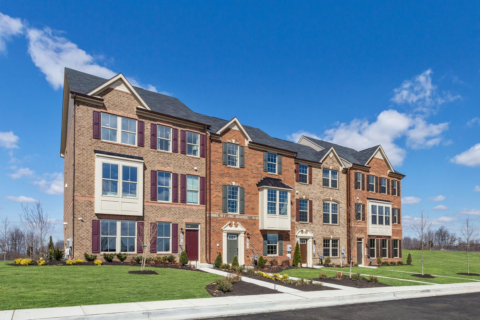 Cool New Homes For Sale At Norbourne Park In Upper Marlboro Md Home Interior And Landscaping Dextoversignezvosmurscom