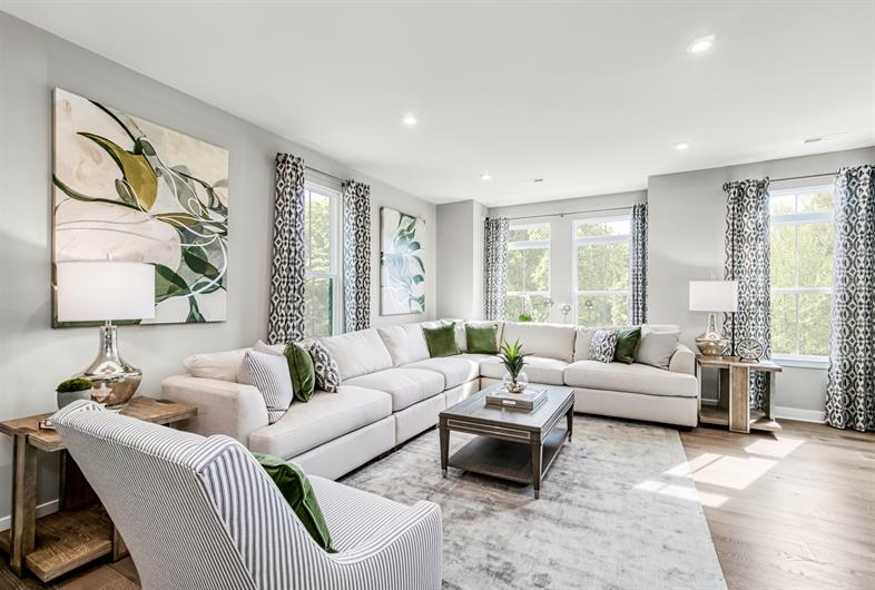 LIVING SPACES PERFECT FOR YOUR LIFESTYLE