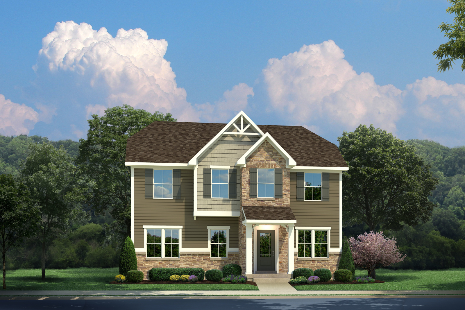 New sewickley home model for sale heartland homes for Heartland homes pittsburgh floor plans