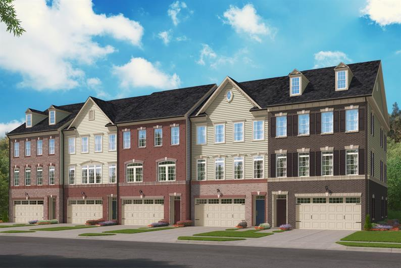 Howard County's Best Value for Grand Townhome Living