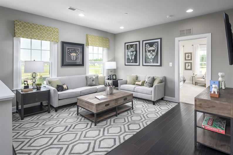 Flexible Floorplans