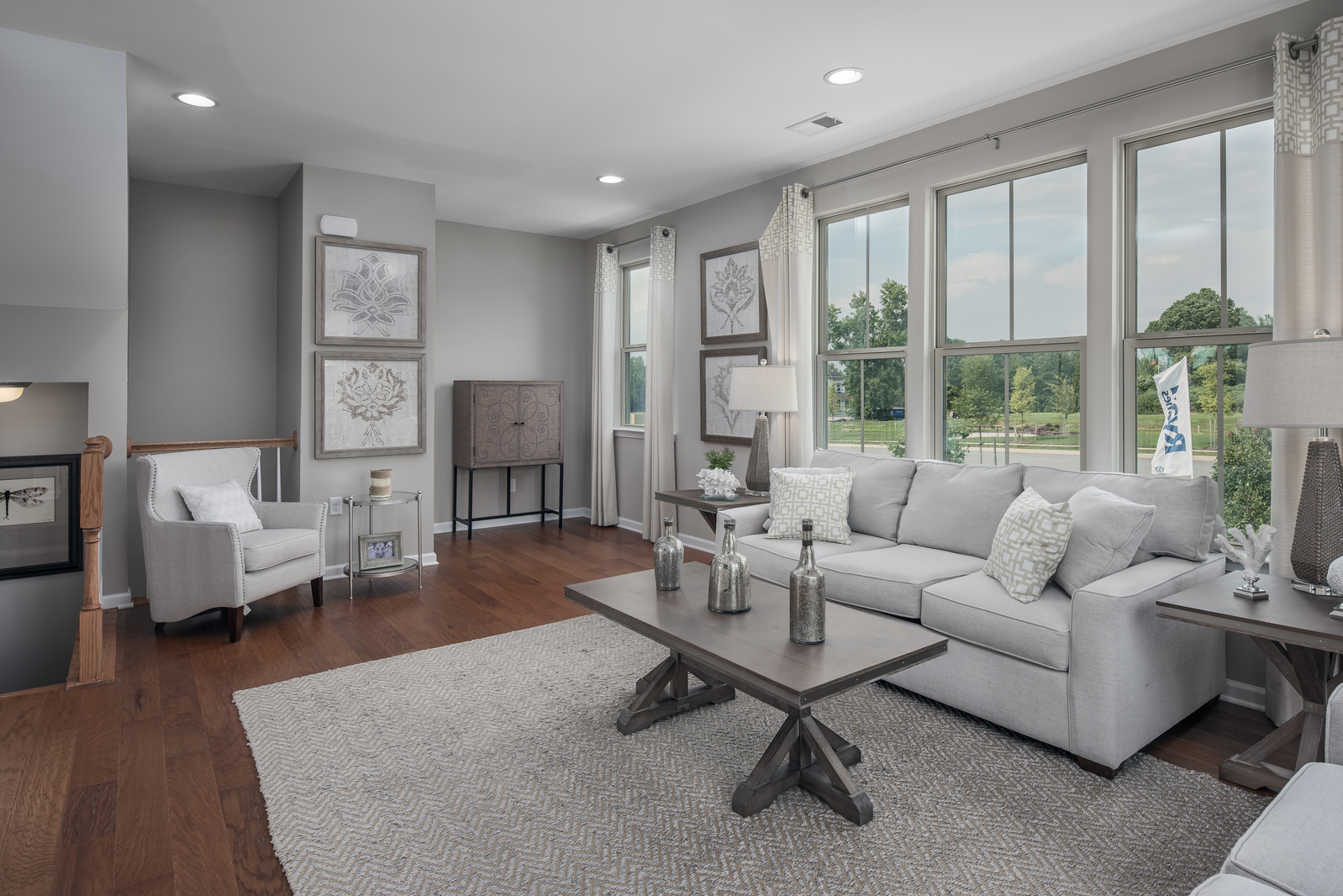 New Homes For Sale At Twins At Montgomery View In