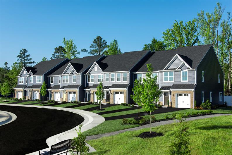 Winding Brook Townes – Garage Townhomes in Hanover