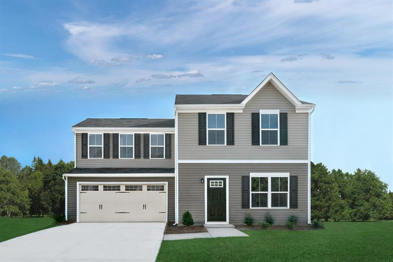 HAVE A PLACE FOR EVERYTHING WITH AN ATTACHED 2-CAR GARAGE AND FULL BASEMENT