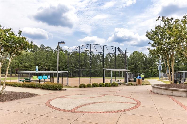 Recreation at Buffaloe Road Canoe Launch and Athletic Park