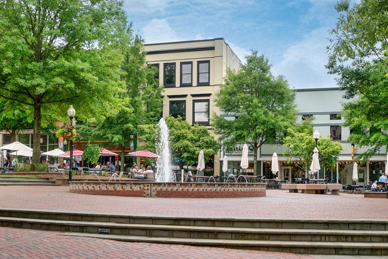 Downtown Spartanburg