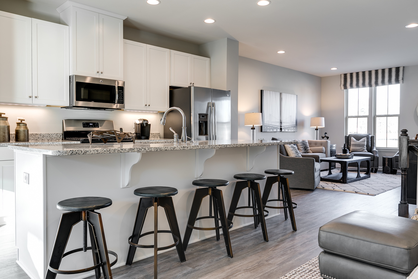 Strauss at Whittakers Mill Townhomes