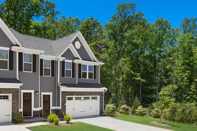 ENJOY SERENE TREE-LINED VIEWS IN THE LOWEST PRICED NEW CONSTRUCTION COMMUNITY IN STOW