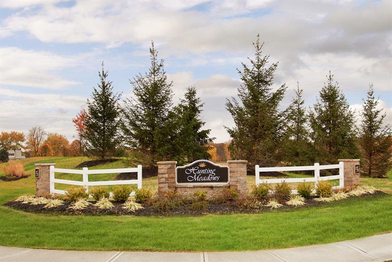 HUNTING MEADOWS WELCOMES YOU TO YOUR DREAM HOME