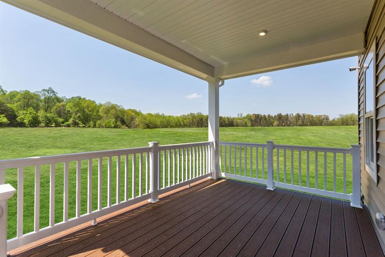 Relax on your Covered Porch