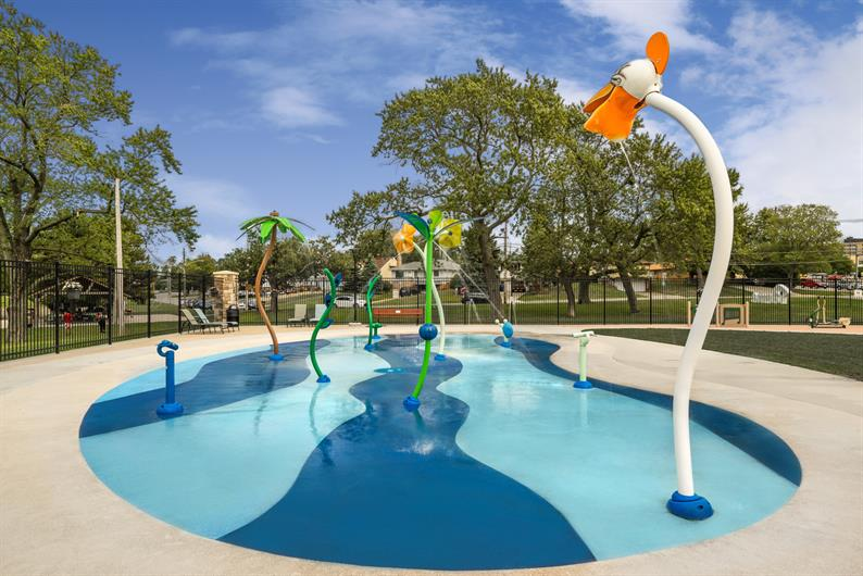 BEAT THE SUMMER HEAT AT THE GRAFTON SPLASH PAD​