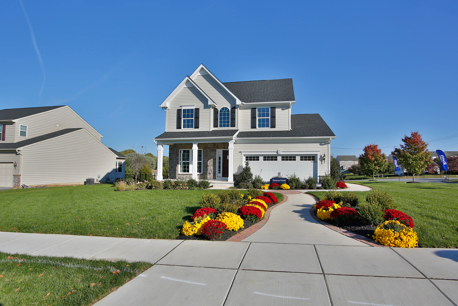 New homes for sale at hickory hollow in smyrna de within for Hickory hollow