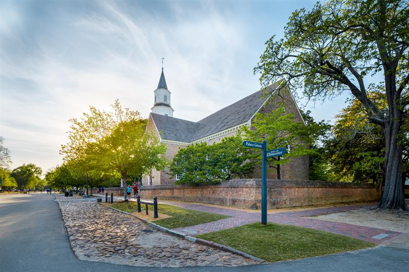 Less than 10 minutes from Colonial Williamsburg