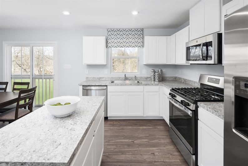 A KITCHEN YOU WILL LOVE TO CREATE IN