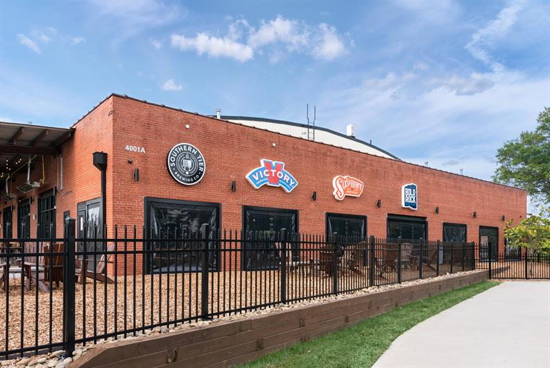 TAKE A WALK TO YOUR FAVORITE BREWERY