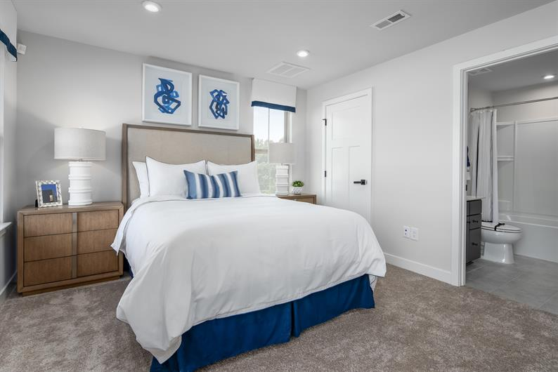 Maximize your sleeping space when you add a bedroom & bathroom to the 1st floor