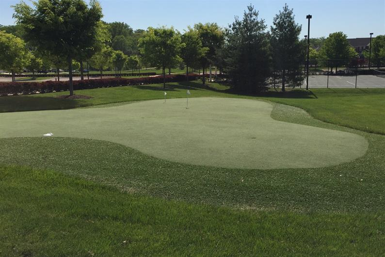 Fairwood's Putting Green
