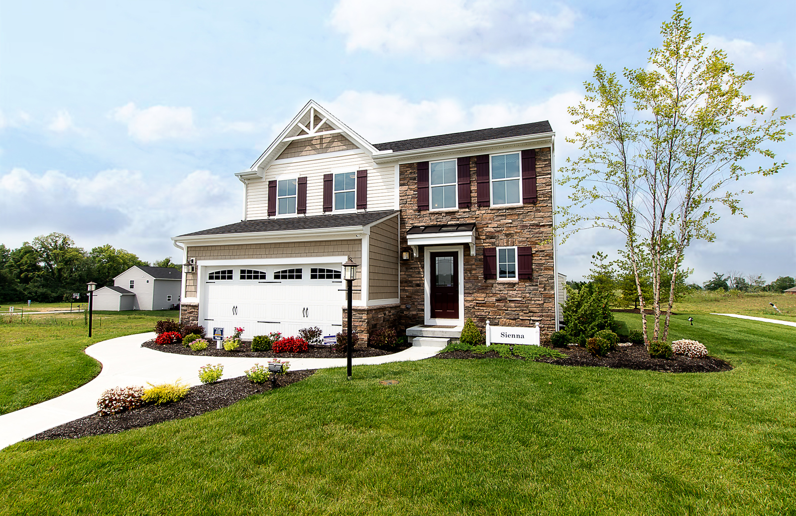 New Homes for sale at Piatt Estates in Chartiers Township PA within