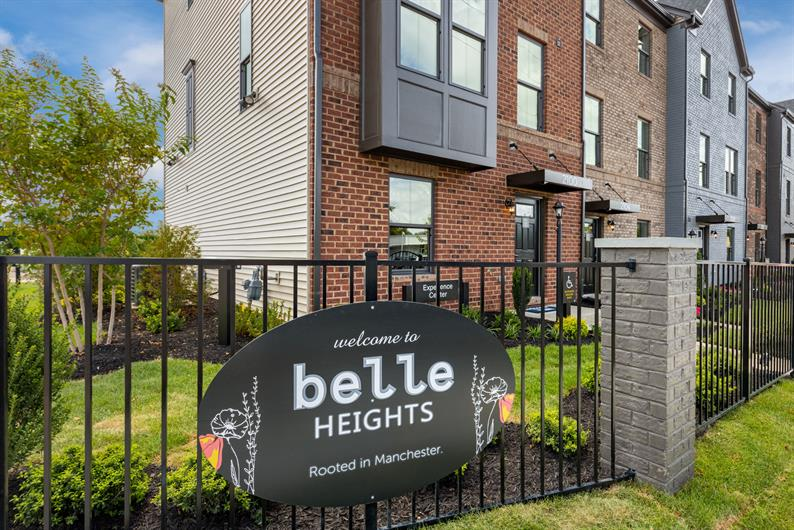 Selling Fast at Belle Heights!