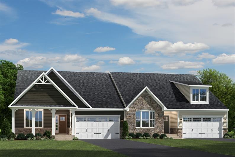 New First-Floor Living 2-Unit Villas Coming Soon
