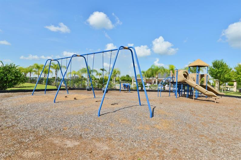 Play Areas For The Kids