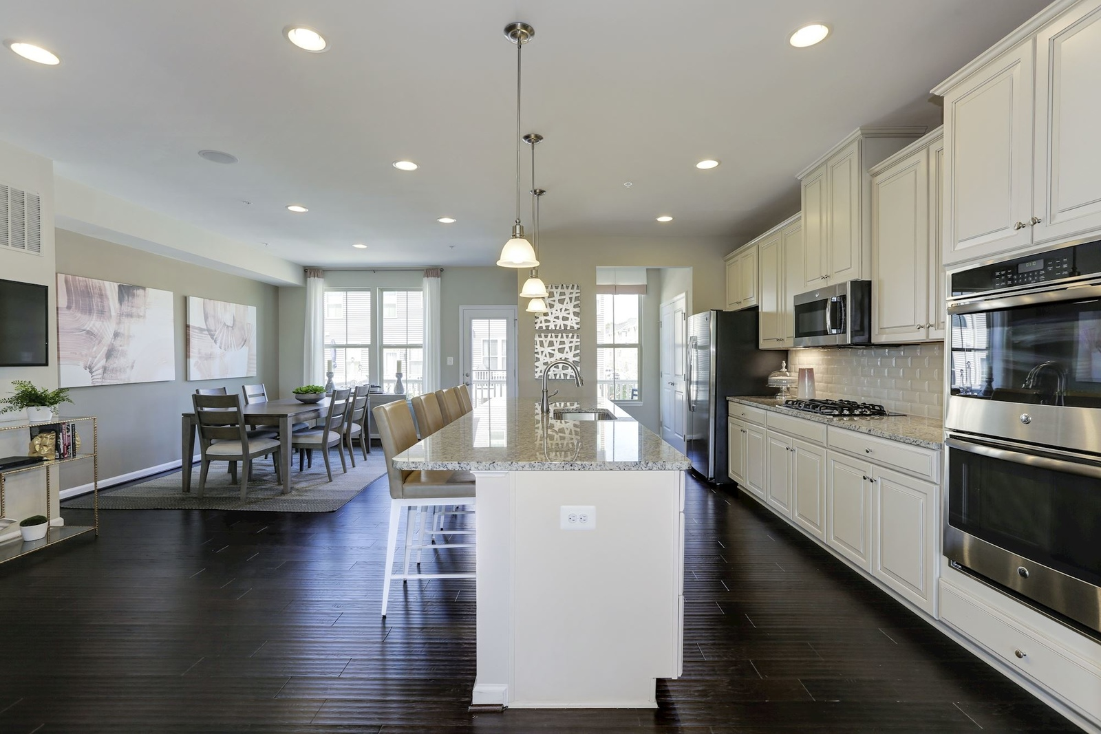 New Construction Townhomes For Sale Mcpherson Ryan Homes
