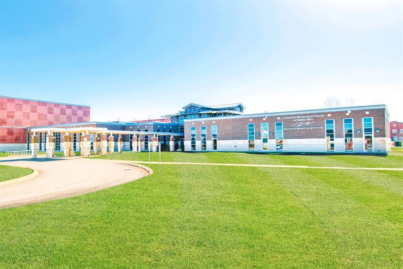 Walk to Longview Recreation Center