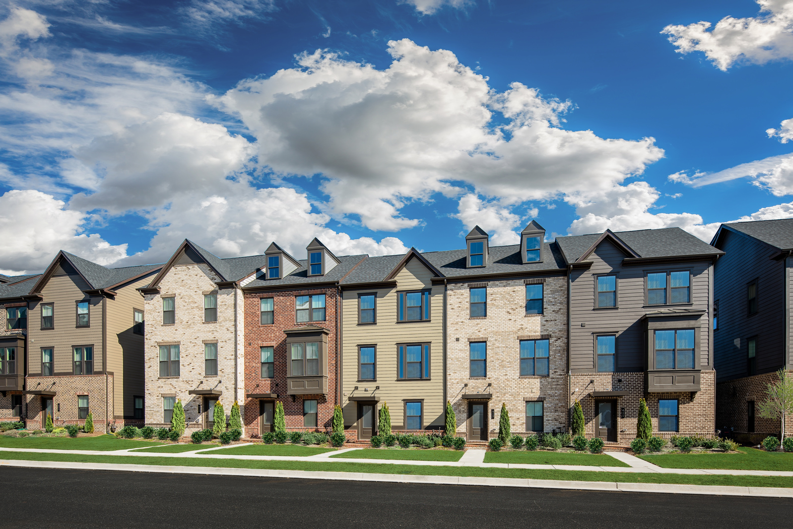 Greenleigh Townhomes